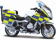 Authority Police Motorcycles BMW R1200RT - United Kingdom
