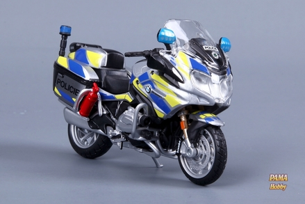 Authority Police Motorcycles BMW R11200RT - Czech